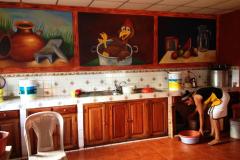 Comedor - Küche