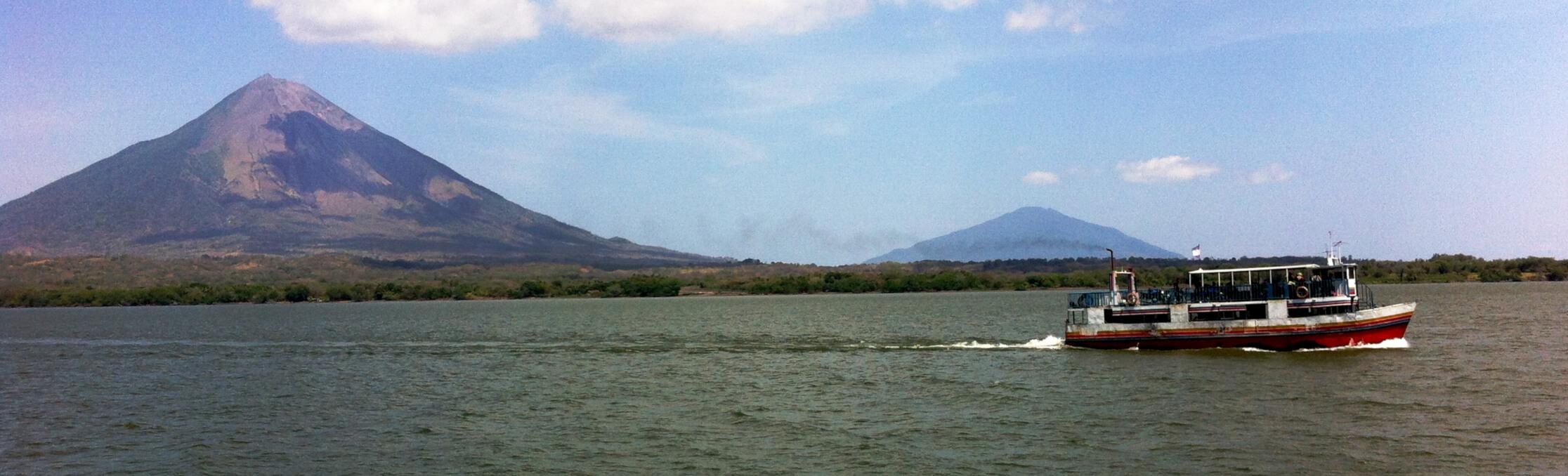 Landschaft in Nicaragua